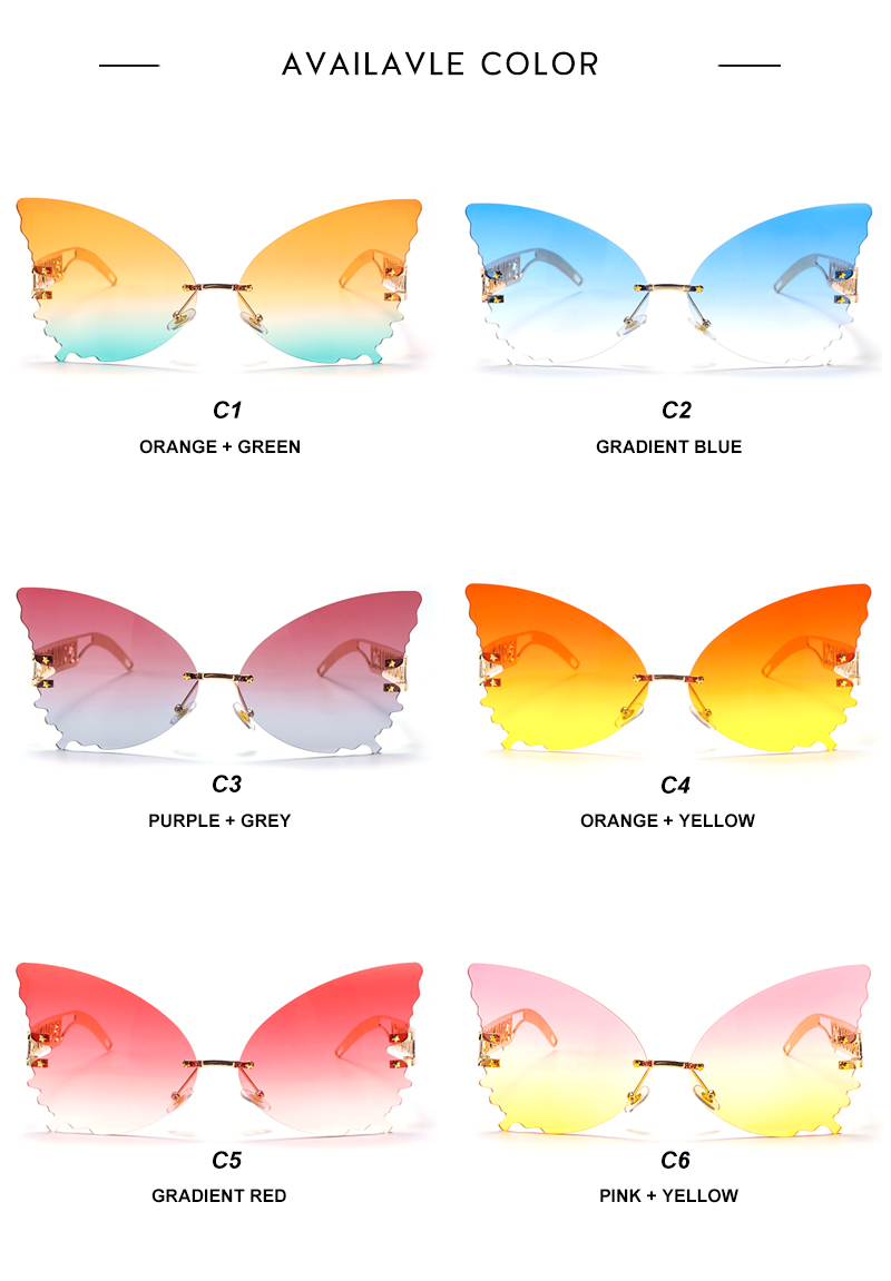 The Butterfly Glasses