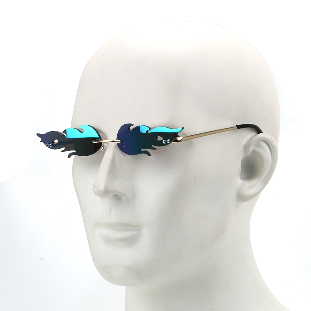 Fire Flame glasses