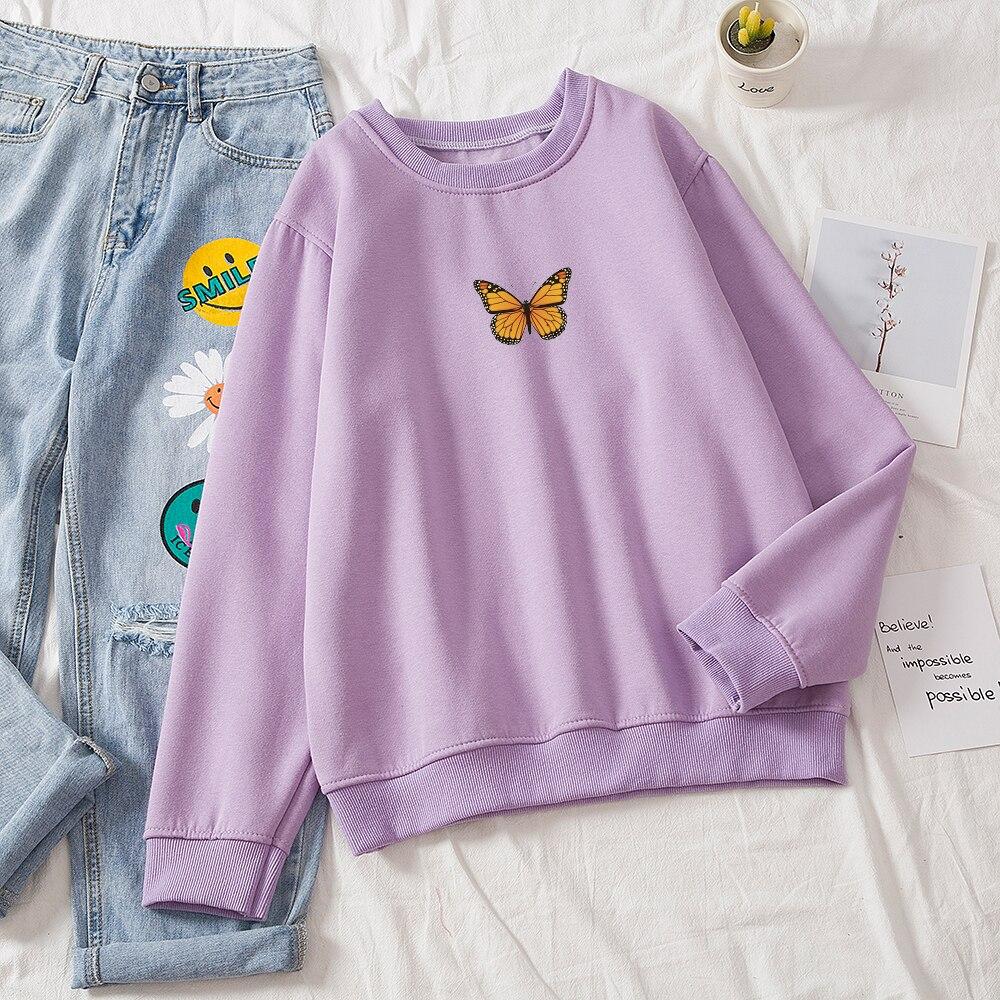 Butterfly Hoodies