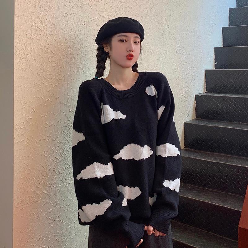 CLOUD Oversized Sweater