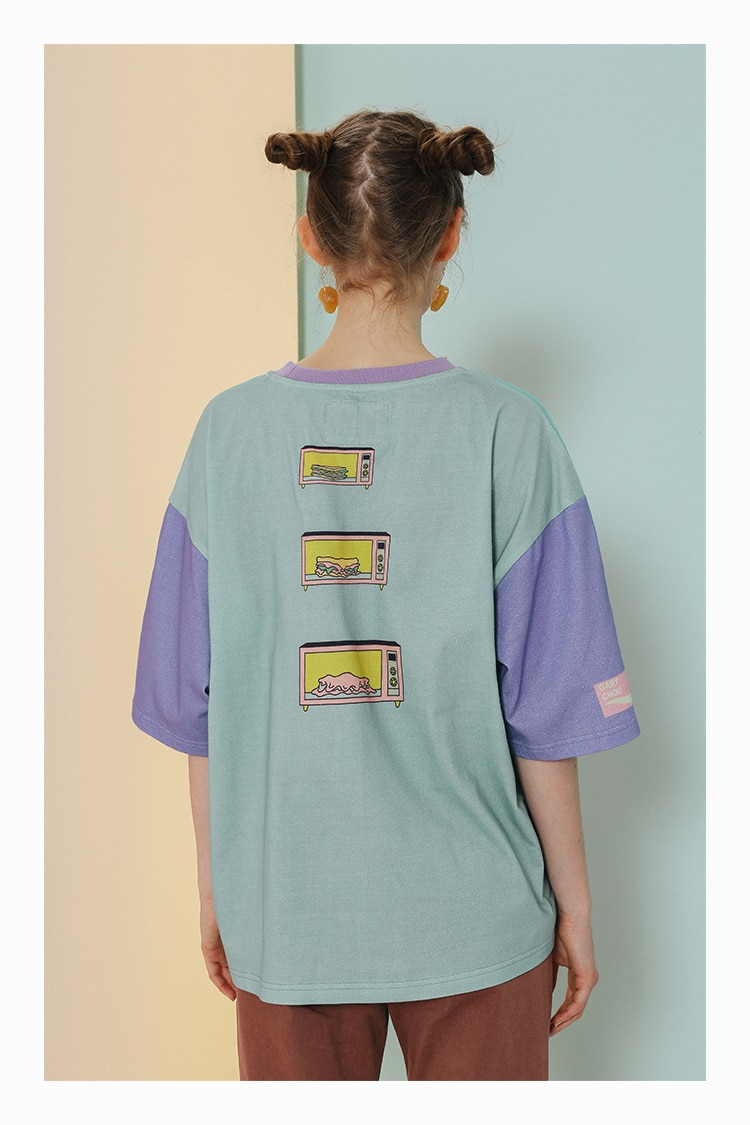 Retro Bang T-shirt