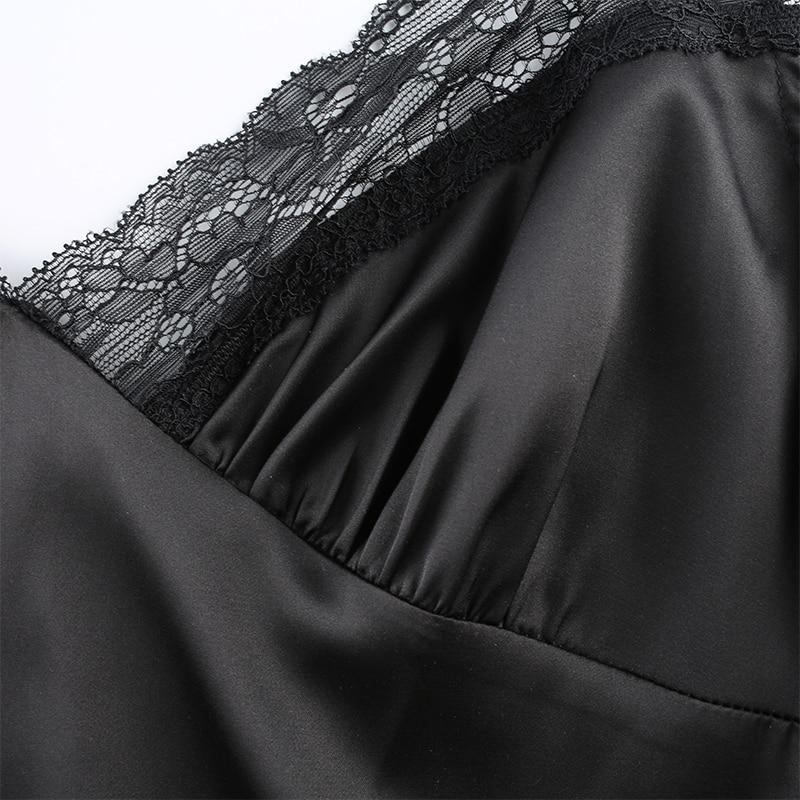 Lace Trim Mini dress